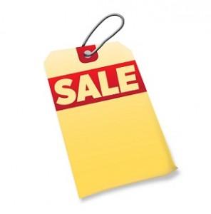 sale verkoop
